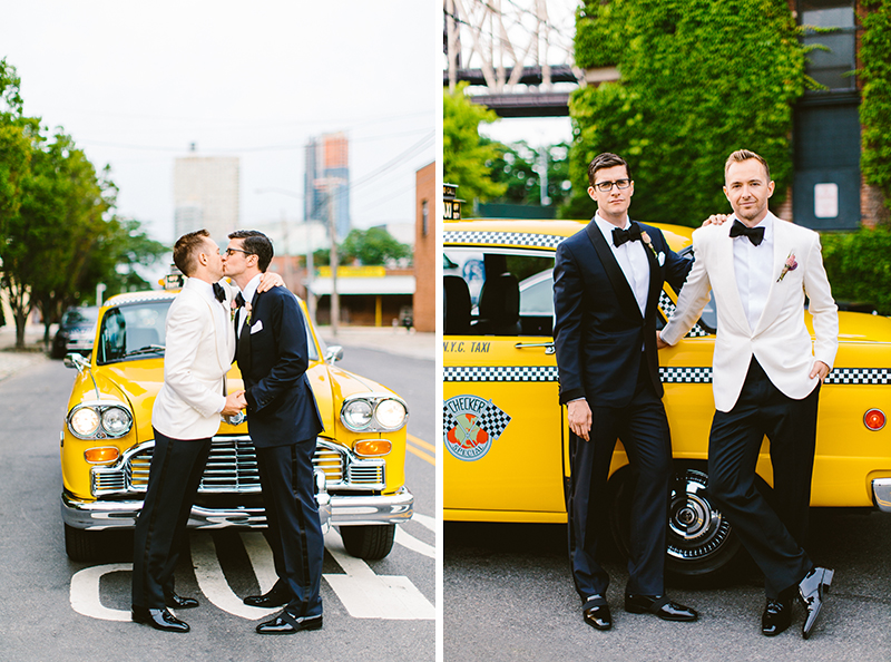 The Foundry Long Island City New York Wedding