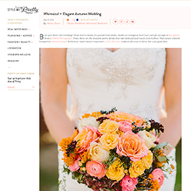 A Whimsical Elegant Autumn Wedding on Style Me Pretty.jpg