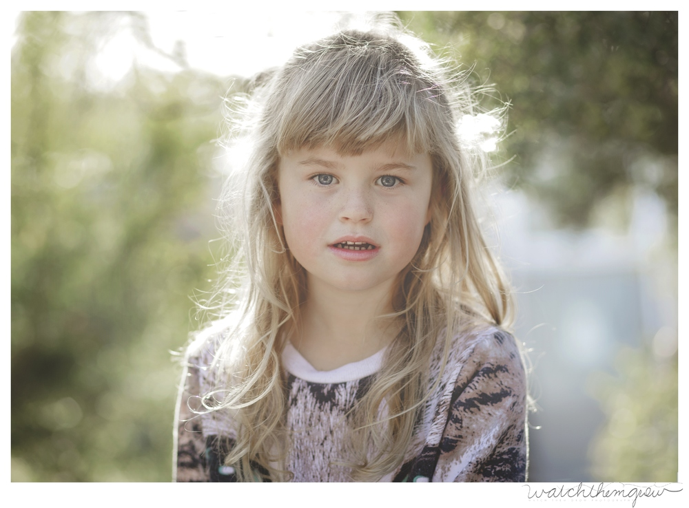 Pretty little girl!