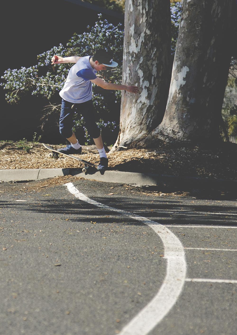 Skate park in Highett Bayside!