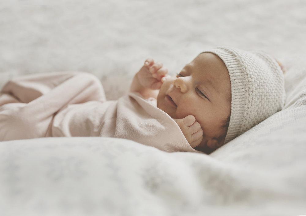 Melbourne Lifestyle Newborn Photography