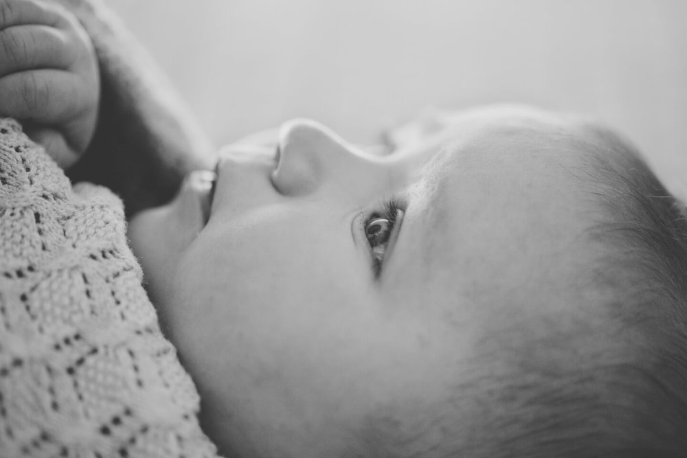 Small baby details