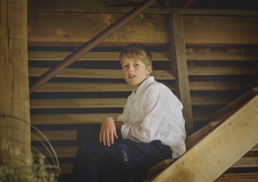 Tween boy photography Melbourne
