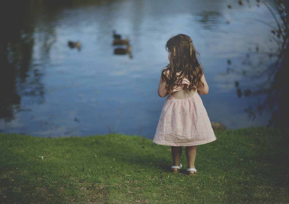 Fine Art Photography of Children in Melbourne
