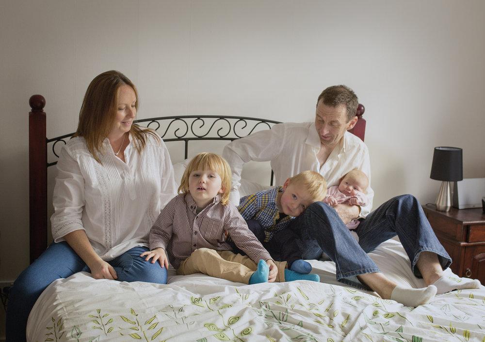 Family Portrait Photography Melbourne