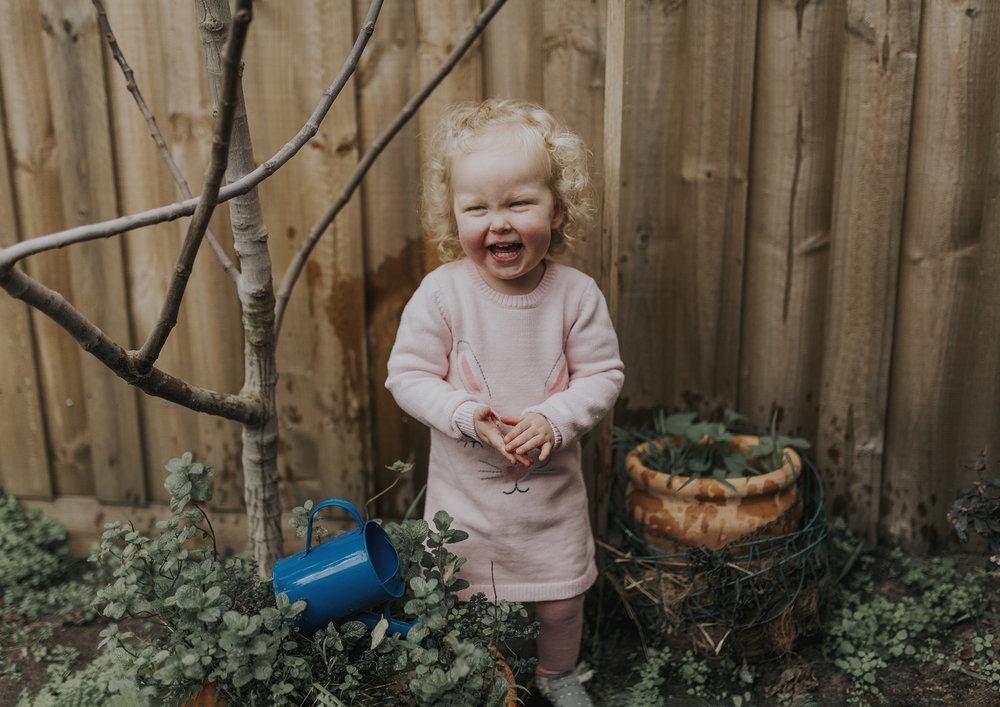 Lifestyle Child Photography Bayside