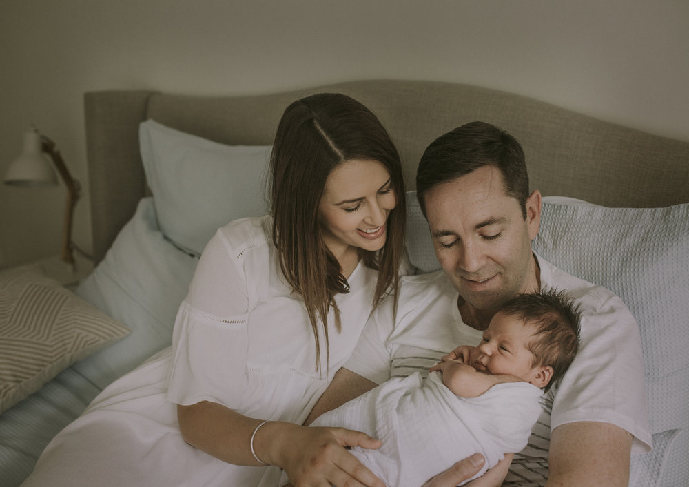 Newborn and Family Lifestyle Photography Melbourne