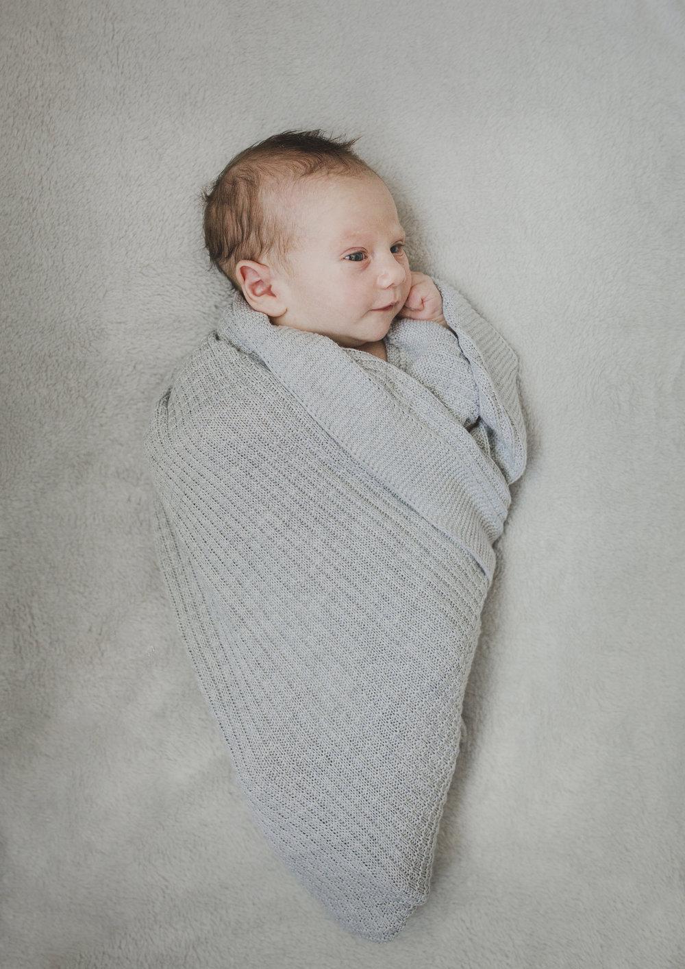 Bayside Newborn Lifestyle Photographer