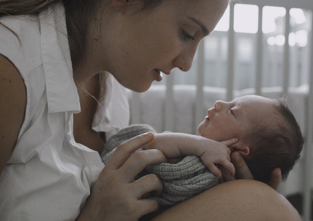 Motherhood photography Bayside