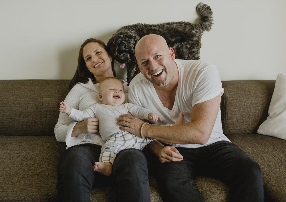 Family photos Bayside