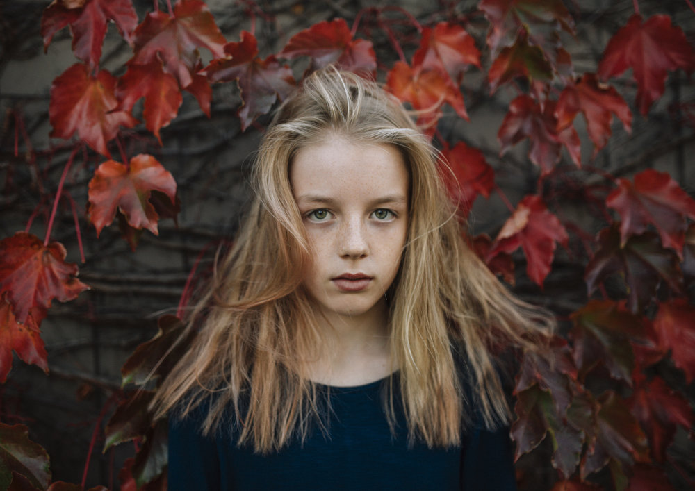 Tween Portrait Photography Melbourne