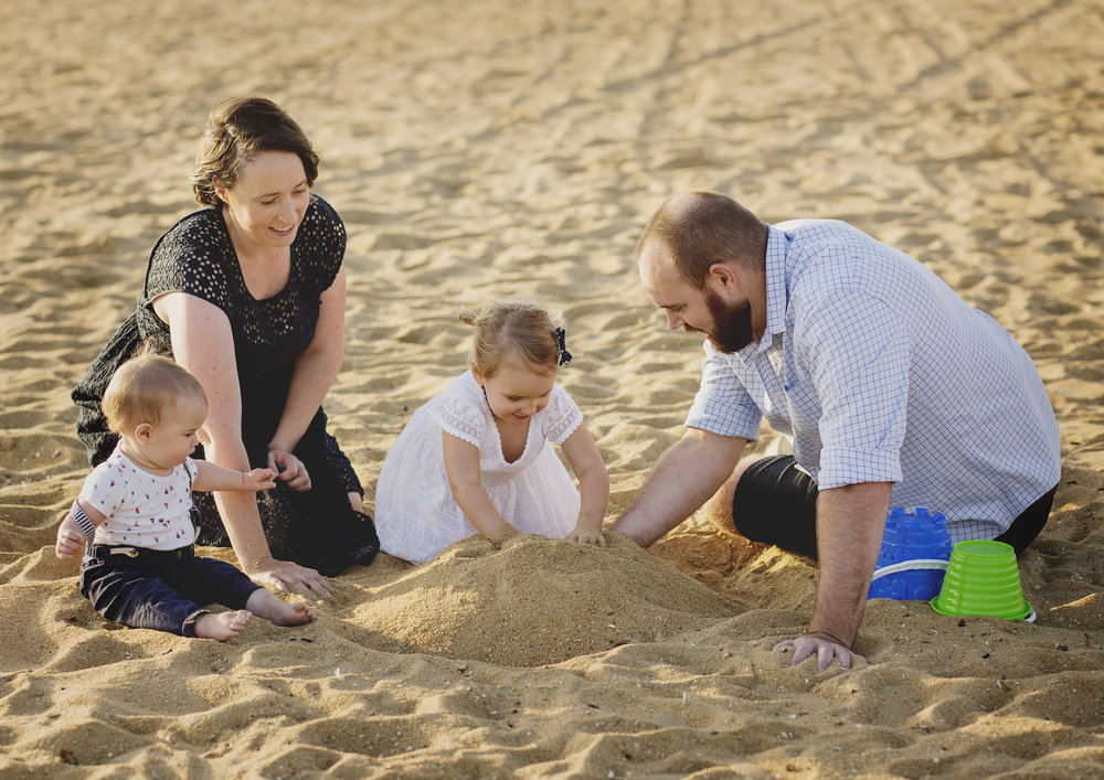 Bayside Natural Family Photographer