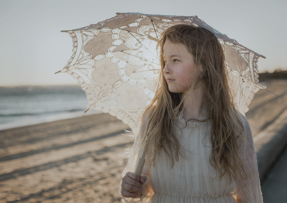 Beautiful Tween Girl