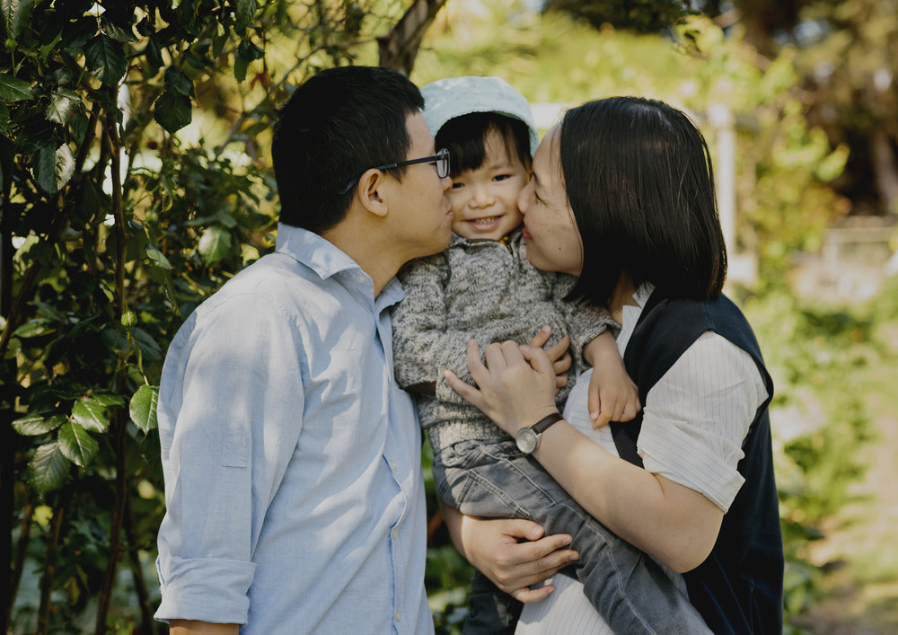 Melbourne Natural Family Photographer