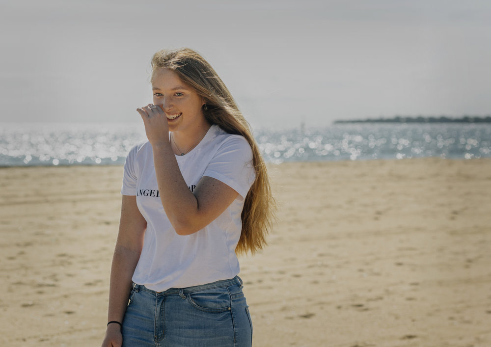 Natural Teenage Photography