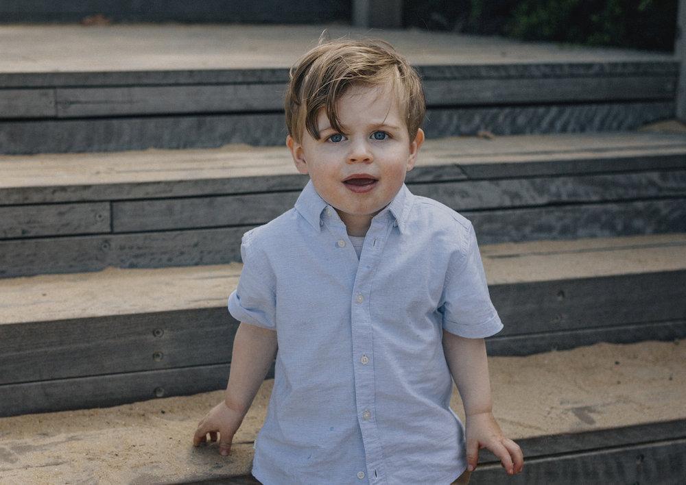 Toddler Photographer Bayside