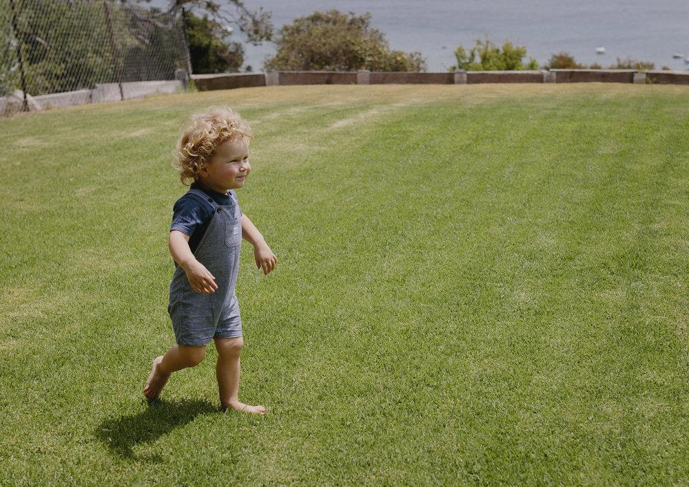 Bayside Toddler Photographer