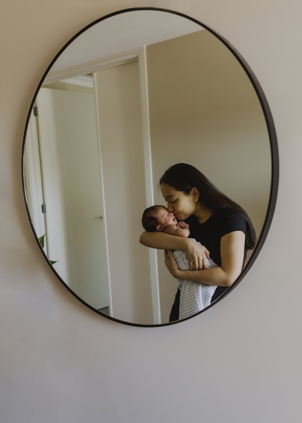 Natural In Home Family Photography Melbourne