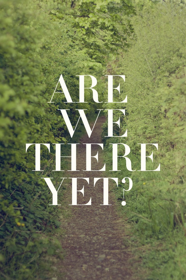 "Photo credit to:  ""Are We There Yet"" by tinyevilhog on Behance"