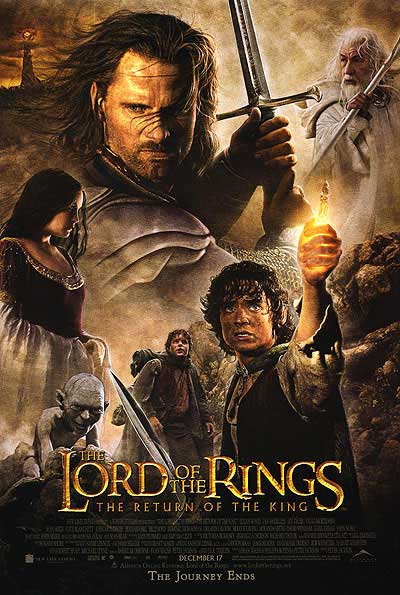 The Lord of the Rings 2001-2003
