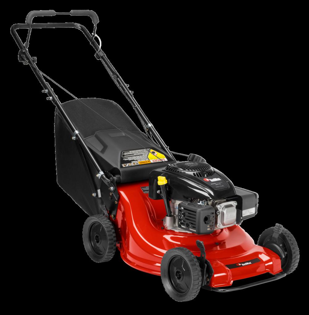 Redmax push mower.png
