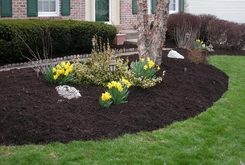 Landscaping & Yard Work - Mulching, weeding, edging pruning and delivery.