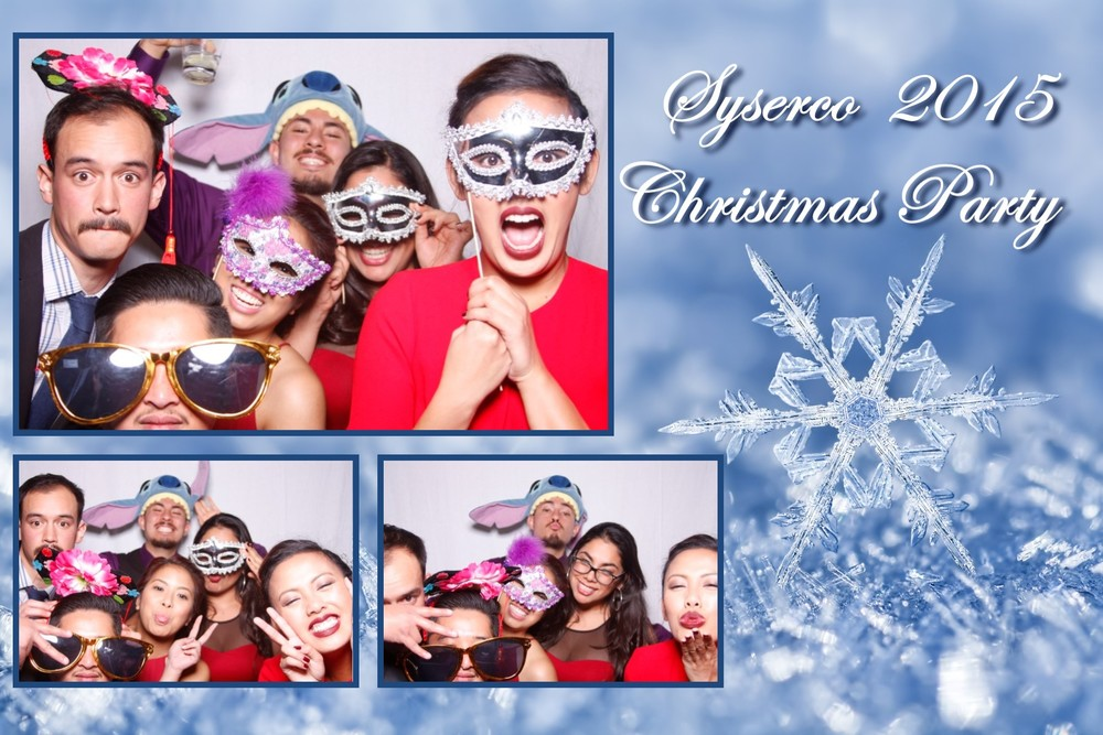 Syserco Christmas Party