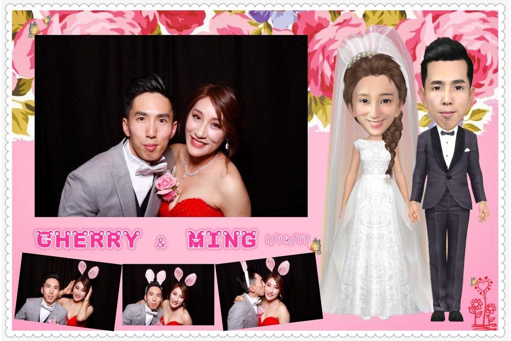 Cherry & Ming