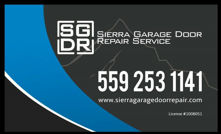 Sierra Garage Door