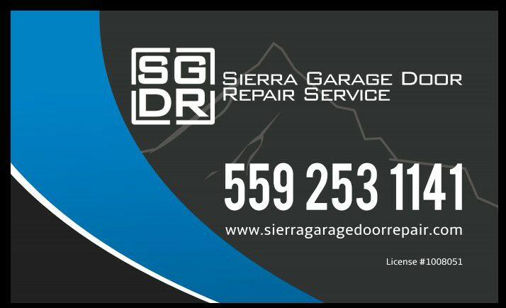Sierra Garage Door