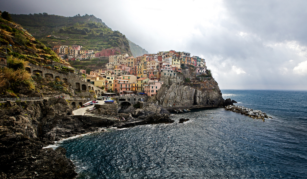 Travel: Manarola, Italy