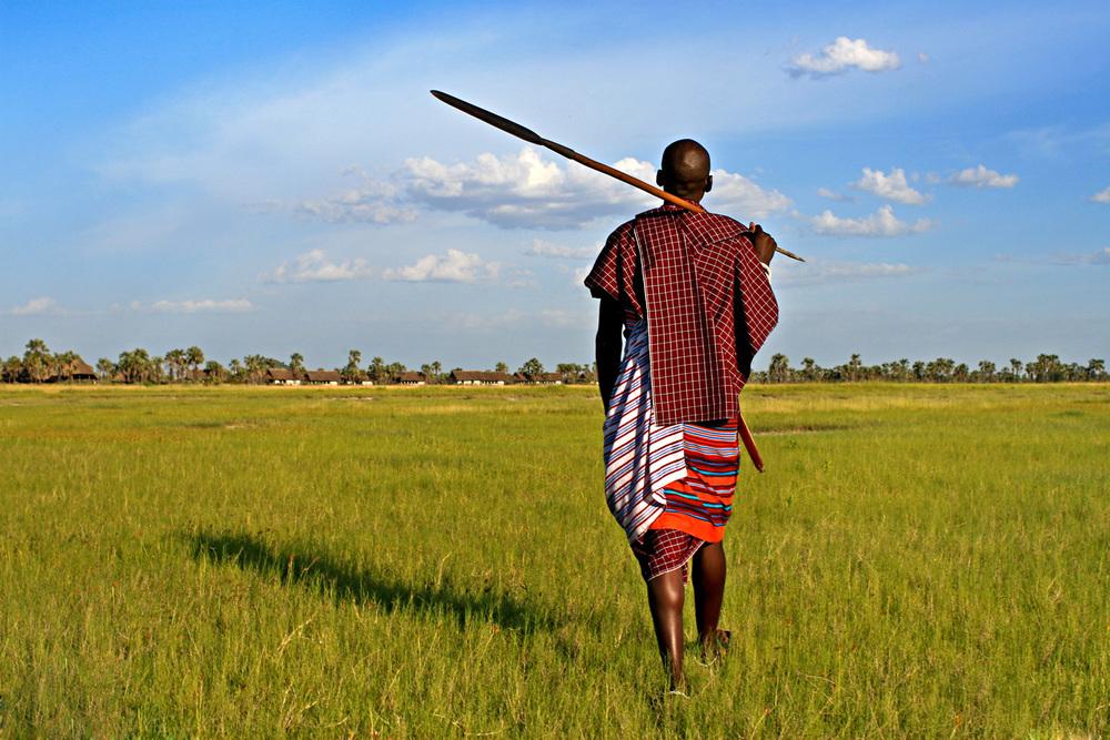 Masai Walk