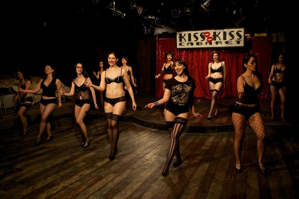 Kiss Kiss Cabaret