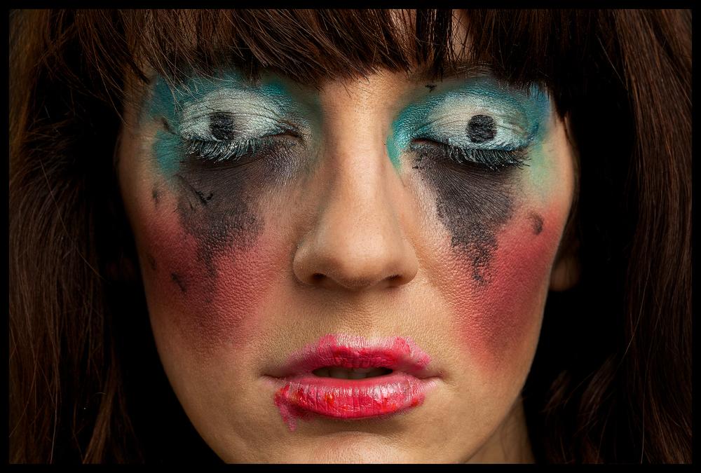Bad Makeup — Greg Inda Photography