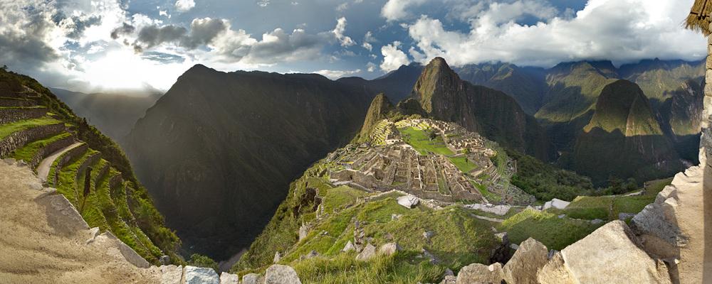Machu Pichu by Greg Inda
