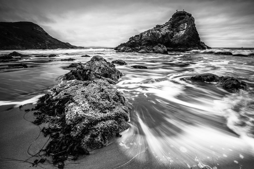 John Muir Beach