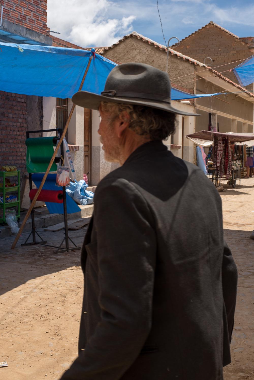 Taraburo, Bolivia
