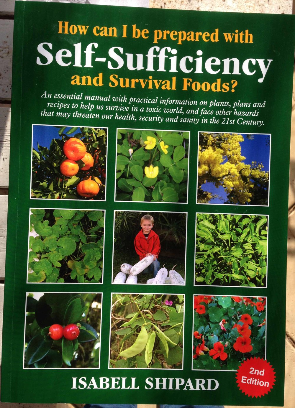 how can I be prepared with self sufficiency