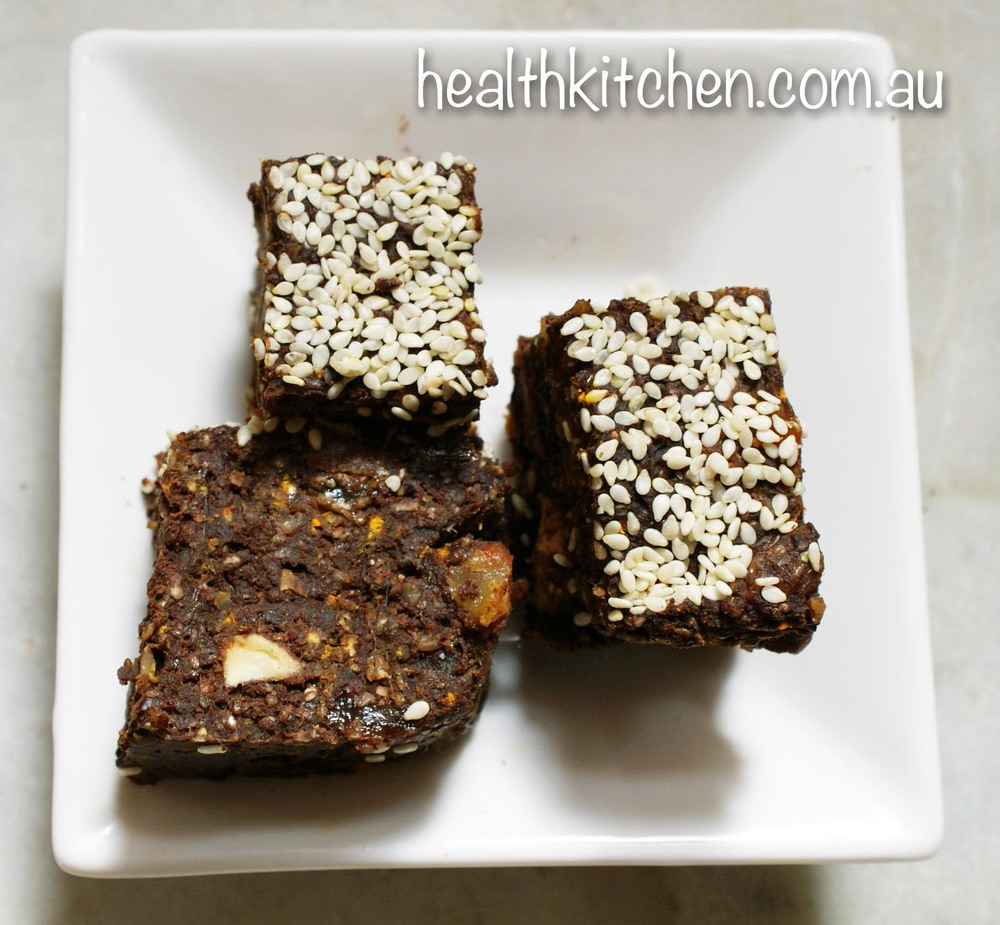 Healthy Raw Chocolate Treat Health Kitchen