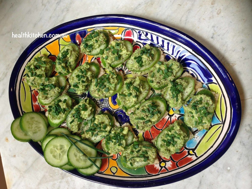 Avocado Smash Recipe by Health Kitchen