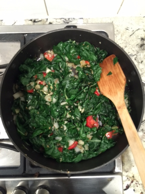 Tasty Recipe For Greens by Health Kitchen