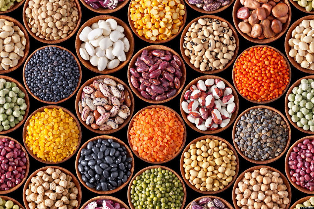 Protein From Legumes Is A Better Quality & They feed Your Gut Microbes