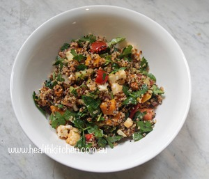 Pumpkin Quinoa Recipe Health Kitchen