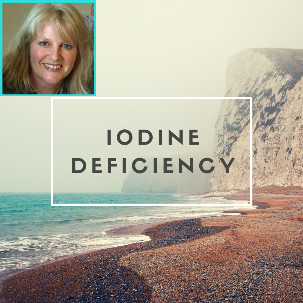 Iodine Deficiency Symptoms Health Kitchen
