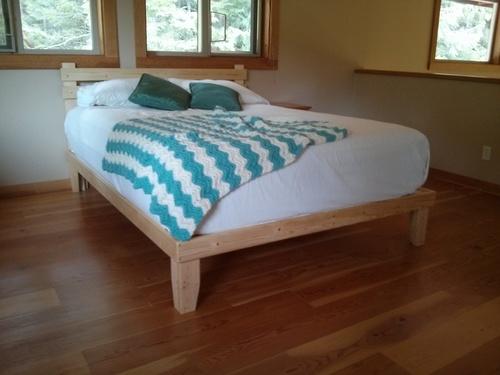 zen platform beds - Zen Bed Frame