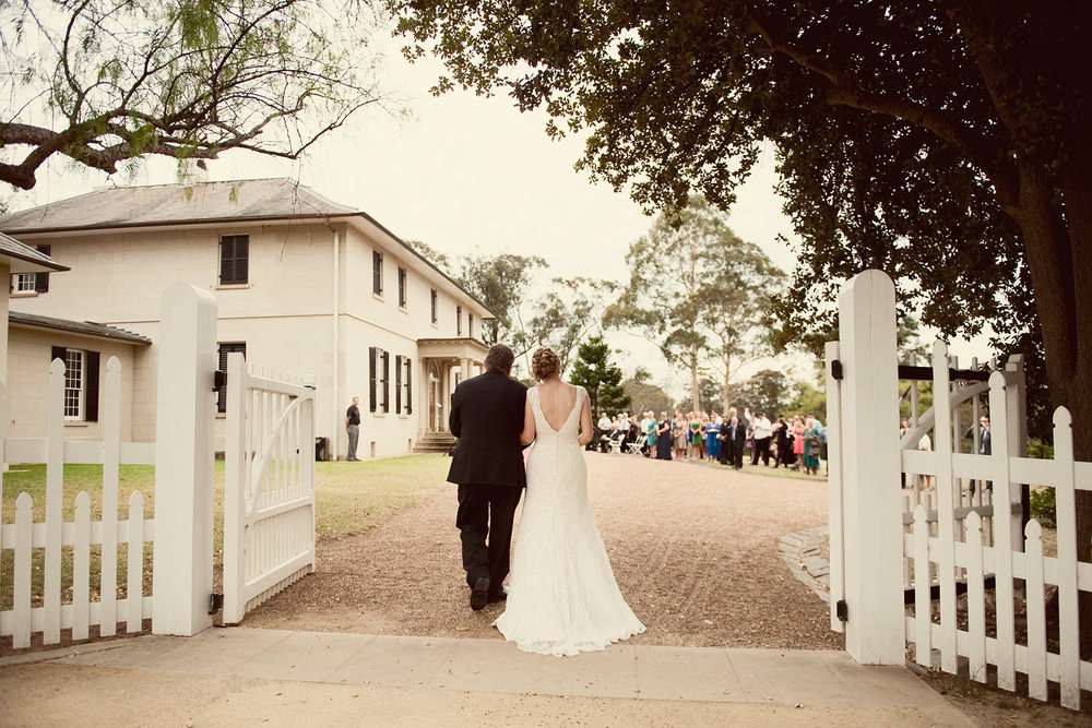 Government house sydney wedding