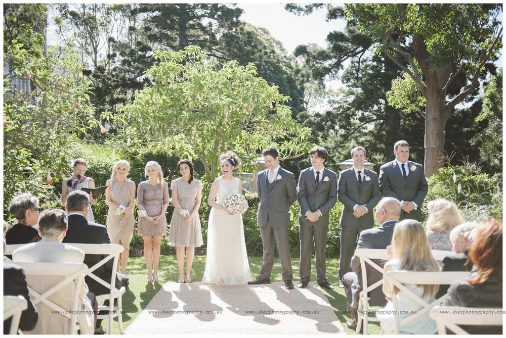 Robyn Pattison wedding
