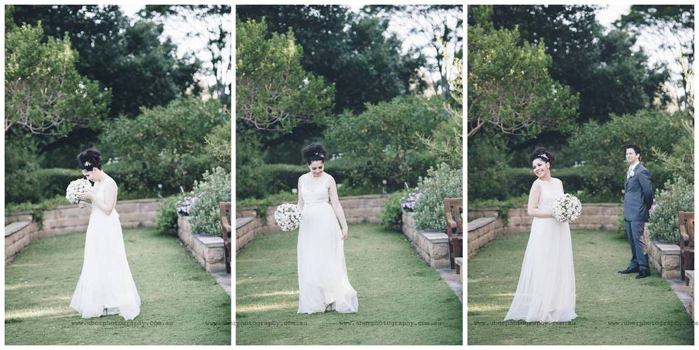 Sydney wedding dress