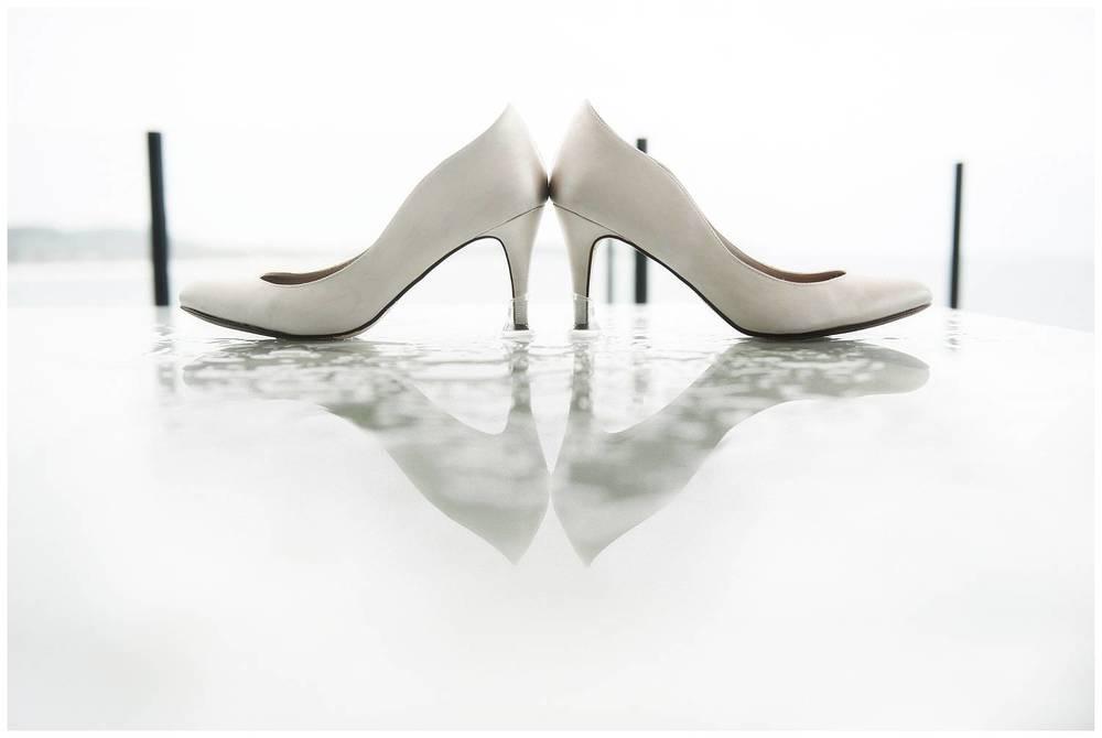 Diana Ferrari wedding shoes