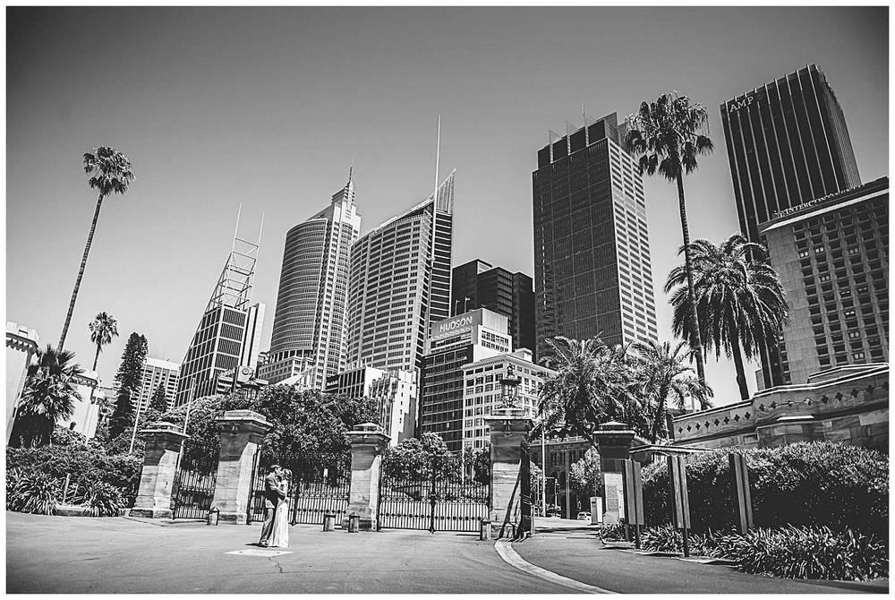 Sydney botanic garden photography